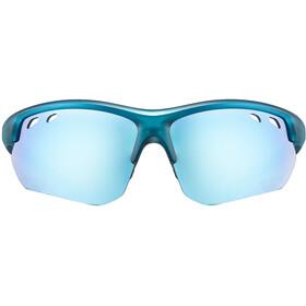 UVEX Sportstyle 115 Glasses, blue mat/blue